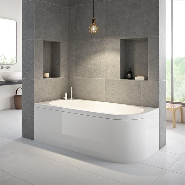 strømberg badekar Eksklusivt Strømberg Status badekar 170 X 80 cm. Se her strømberg badekar